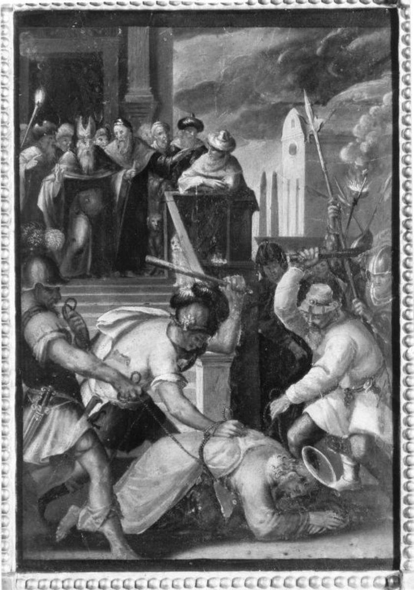 Vorführung Christi vor Herodes