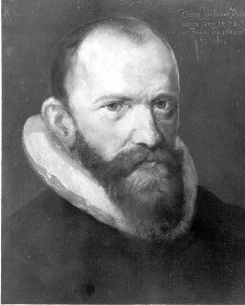 Bildnis des Georg Gustav Preyel