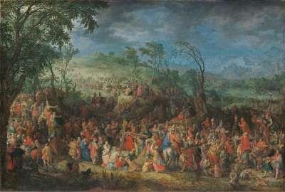 Kreuztragung Christi (Der Gang nach Golgatha)