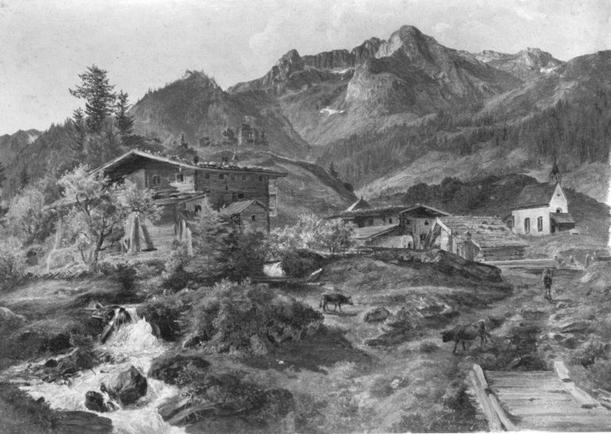 Bad Fuschl im Pinzgau