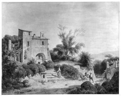 Italienische Villa