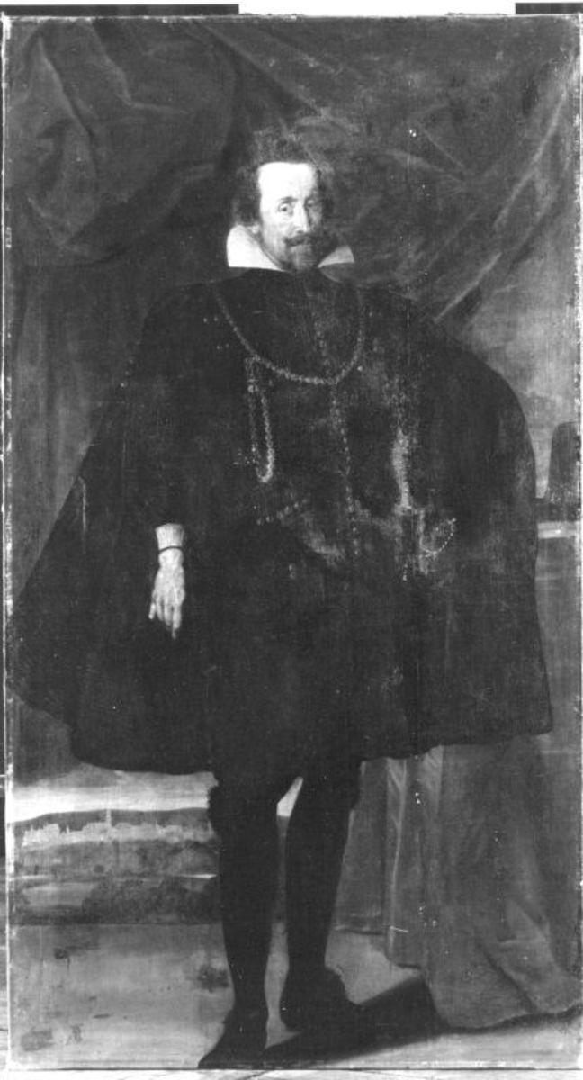 Bildnis des Herzogs Wolfgang Wilhelm von Pfalz-Neuburg