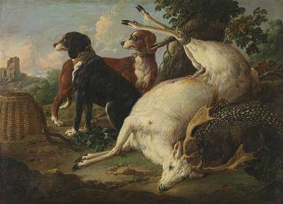 Jagdstillleben
