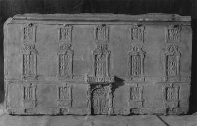 Modell für die Fassade der Preußischen Gesandtschaft in München