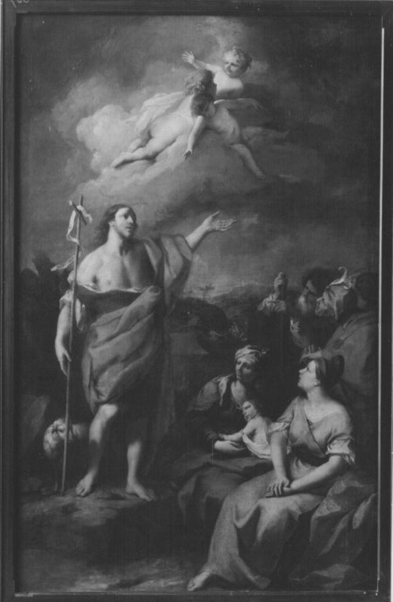 Predigt Johannes des Täufers
