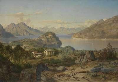 Der Comer See bei Bellagio