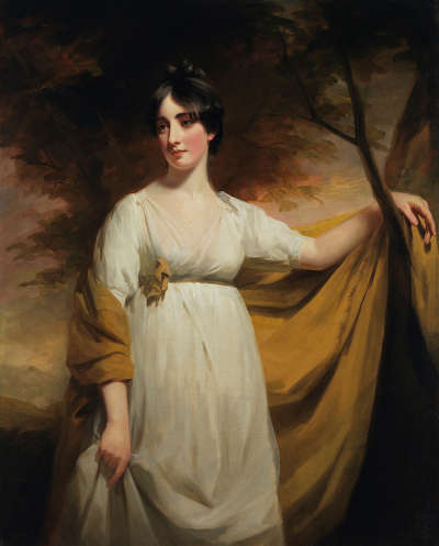 Mrs John Campbell of Kilberry (Margaret Rankine)