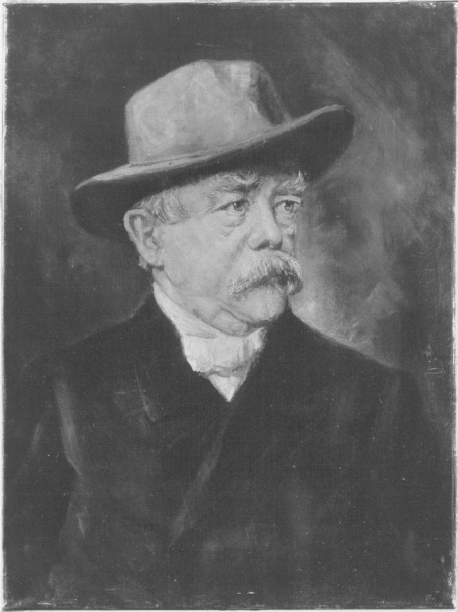Fürst Otto von Bismarck
