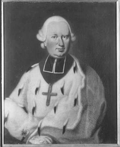 Bildnis des Ludwig Joseph von Welden, Fürstbischof von Freising (1727-1788)