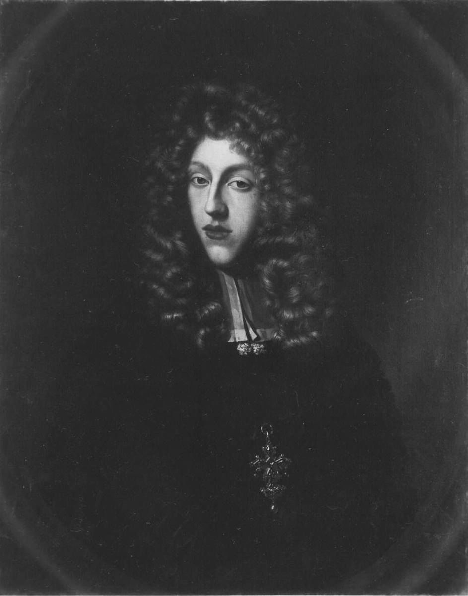 Bildnis eines jungen geistlichen Fürsten