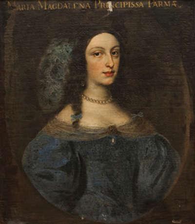 Bildnis einer fürstlichen Witwe