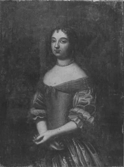 Hedwig Eleonore, Tochter des Herzogs Friedrich von Holstein-Gotdorp (?)