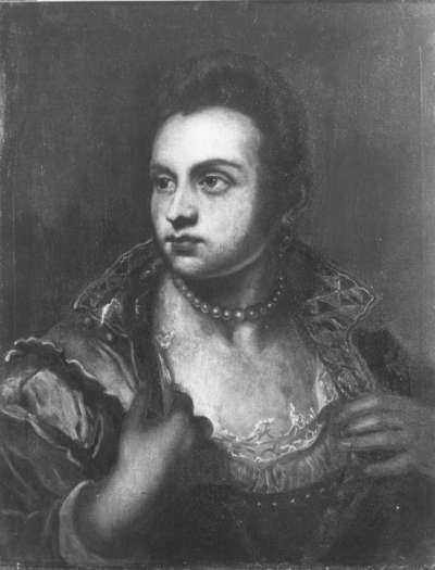 Kleopatra (nach Tintoretto)