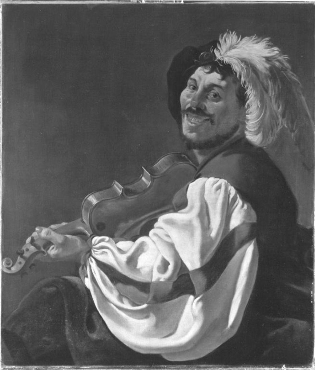 Geiger (nach Terbrugghen)