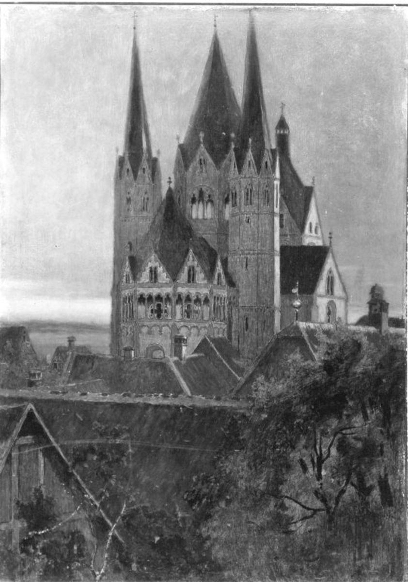 Marienkirche in Gelnhausen (Gelnhausener Dom)