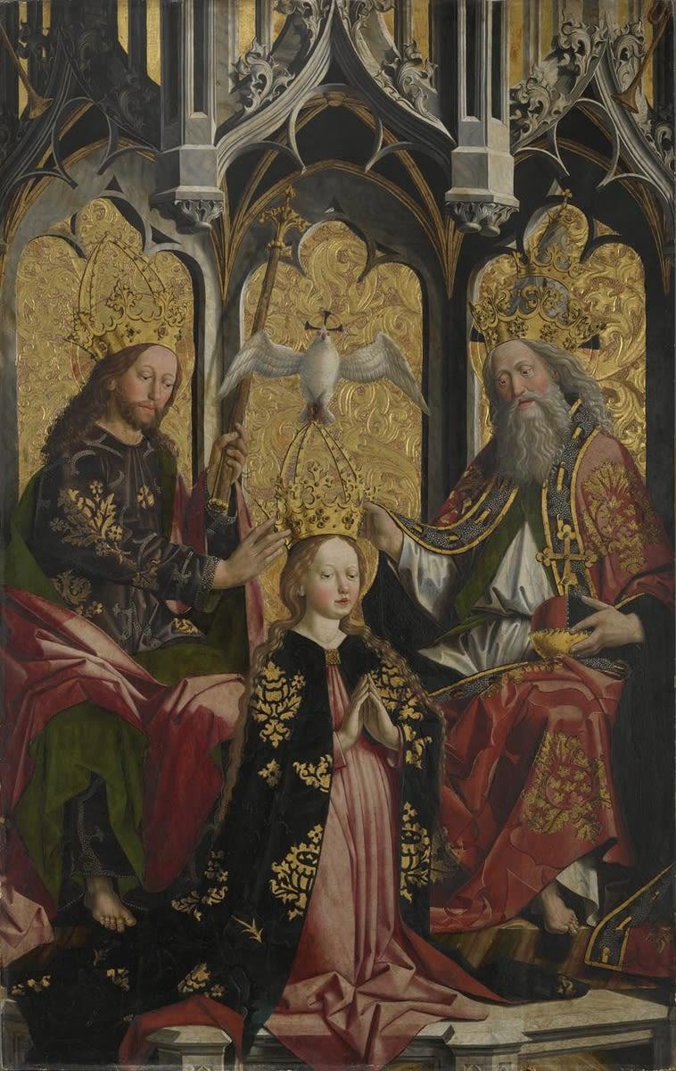 Die Krönung Mariae