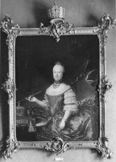 Bildnis der Maria Theresia von Österreich (1717-1780)