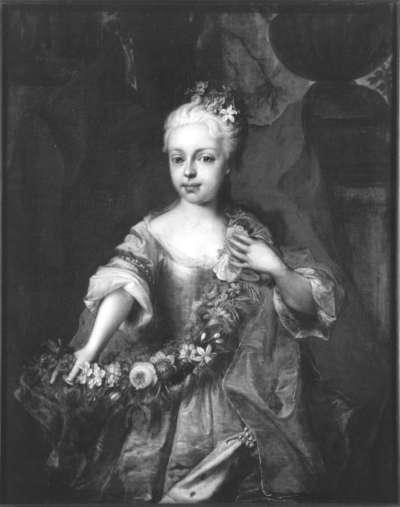 Bildnis der Erzherzogin Maria Theresia von Österreich, später Kaiserin (1717-1780)