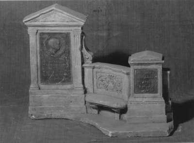 Grabstätte für die Familie des Physikers Hermann von Helmholtz in Berlin (1895–1897, 1901)