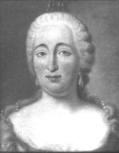 Maria Anna Carolina, Gemahlin des Herzogs Ferdinand Maria Innocenz von Bayern