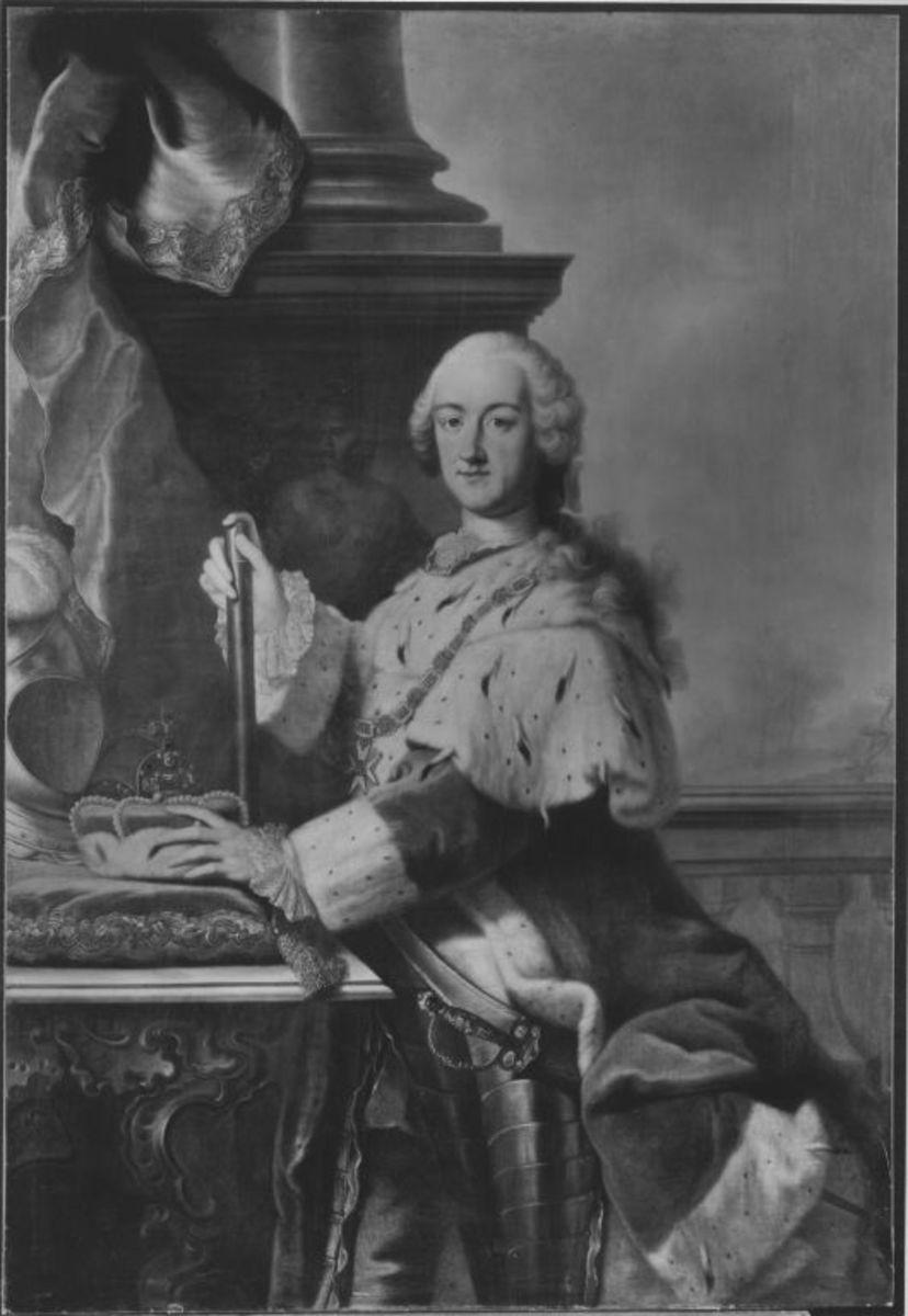 Bildnis des Kurfürst Karl Theodor von Pfalz-Bayern