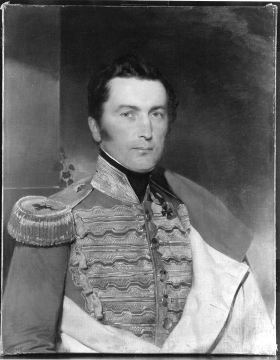 Bildnis eines österreichischen Offiziers