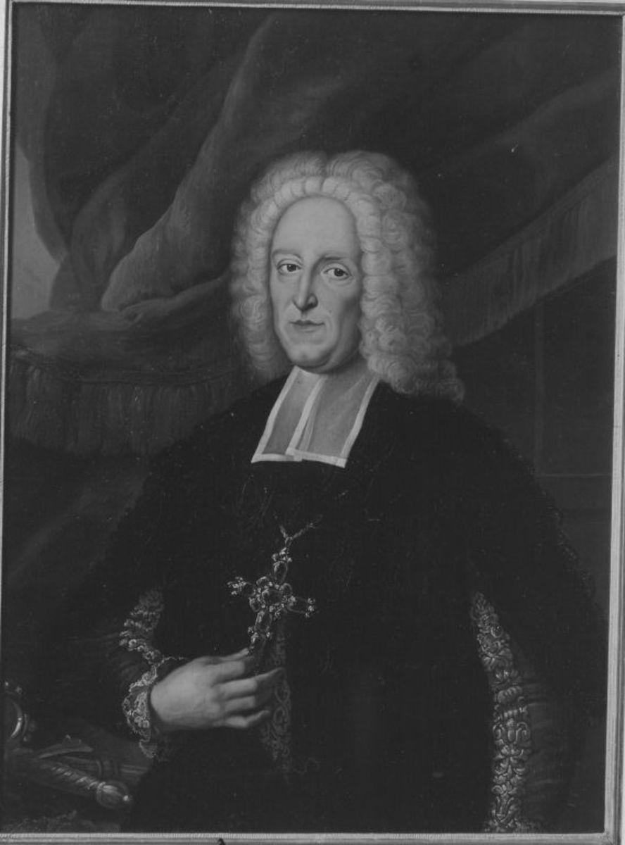 Bildnis des Herzogs Alexander Sigismund von Pfalz-Neuburg, Bischof von Augsburg, Sohn des Kurfürsten Philipp Wilhelm von der Pfalz