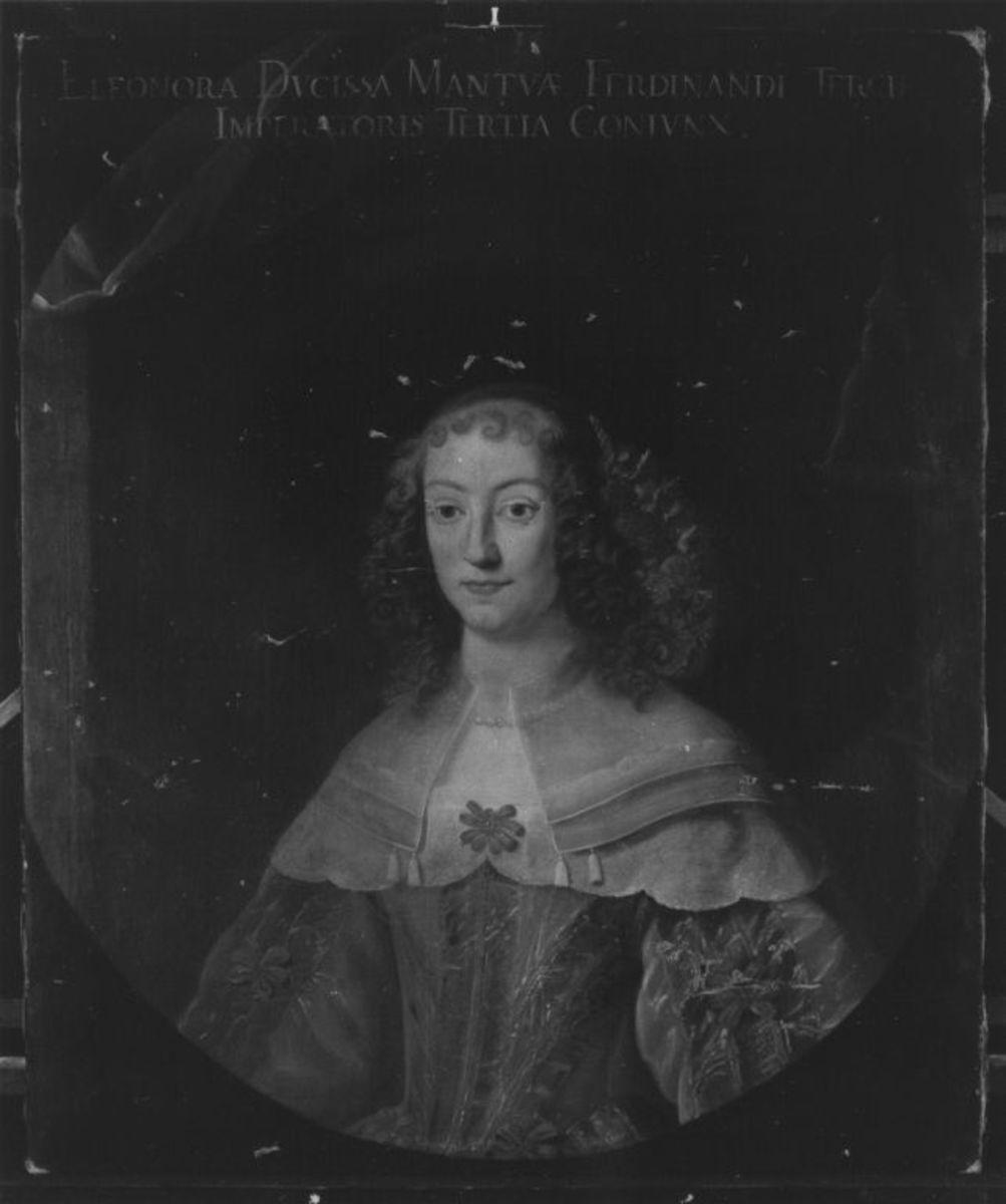 Eleonora, Tochter des Herzogs Karl II. von Mantua