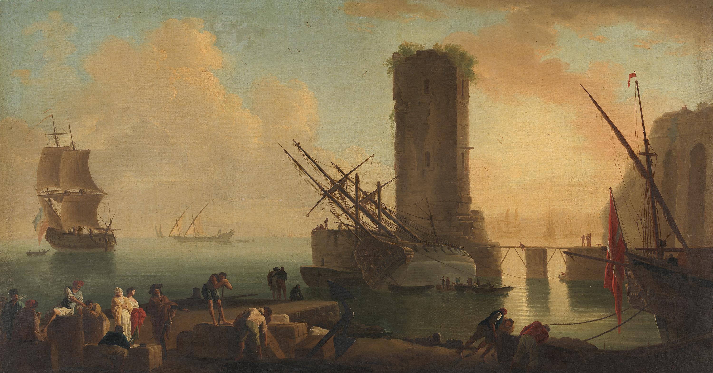 Seehafen (nach Vernet)