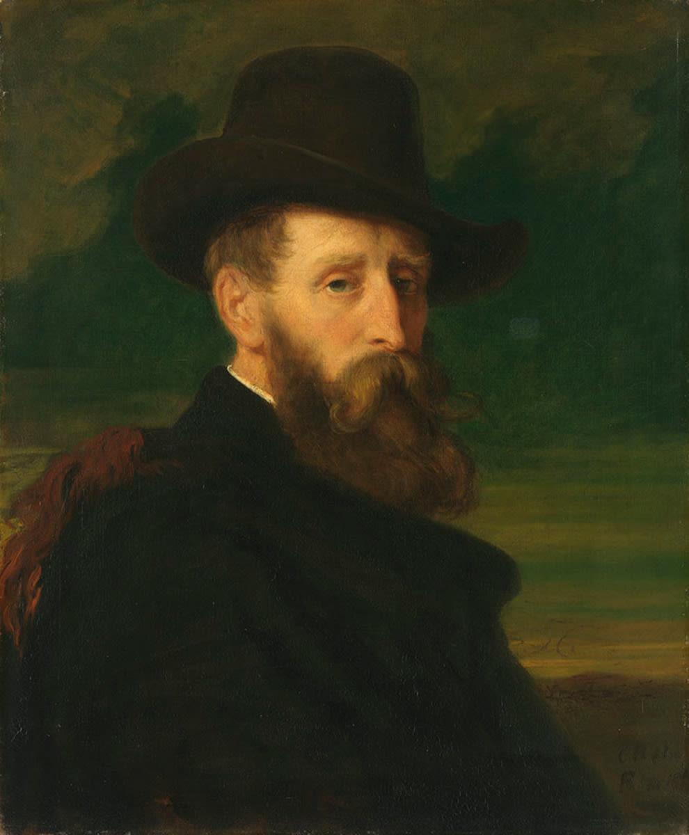 Der Landschaftsmaler Ernst Willers