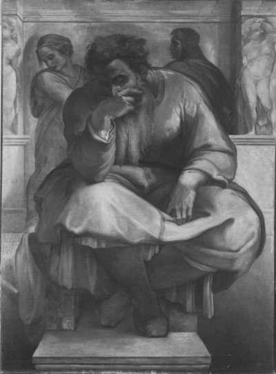 Der Prophet Jeremias (nach Michelangelo)