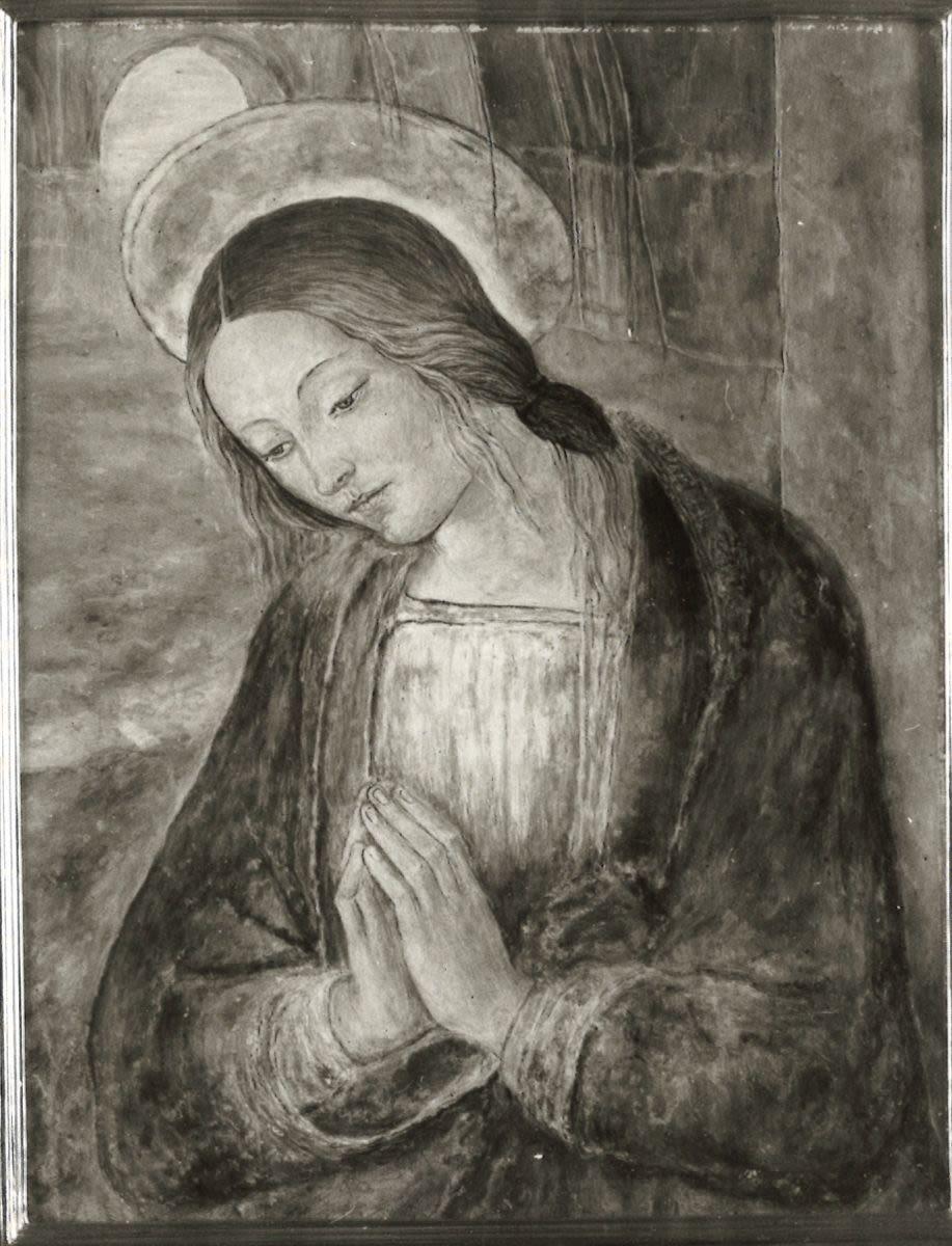 Betende Madonna