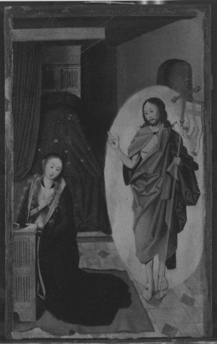 Erscheinung des auferstandenden Christus vor Maria