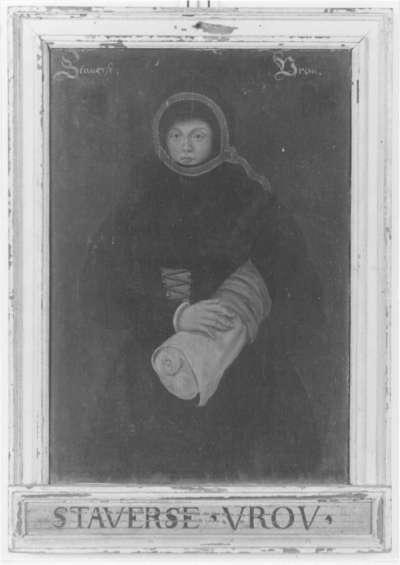 Kostümbild Staverse Vrou