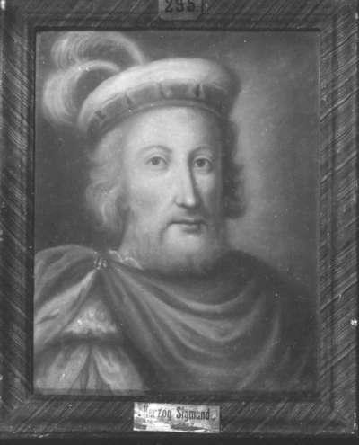 Herzog Sigmund von Bayern