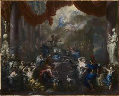 Der Tod der Dido
