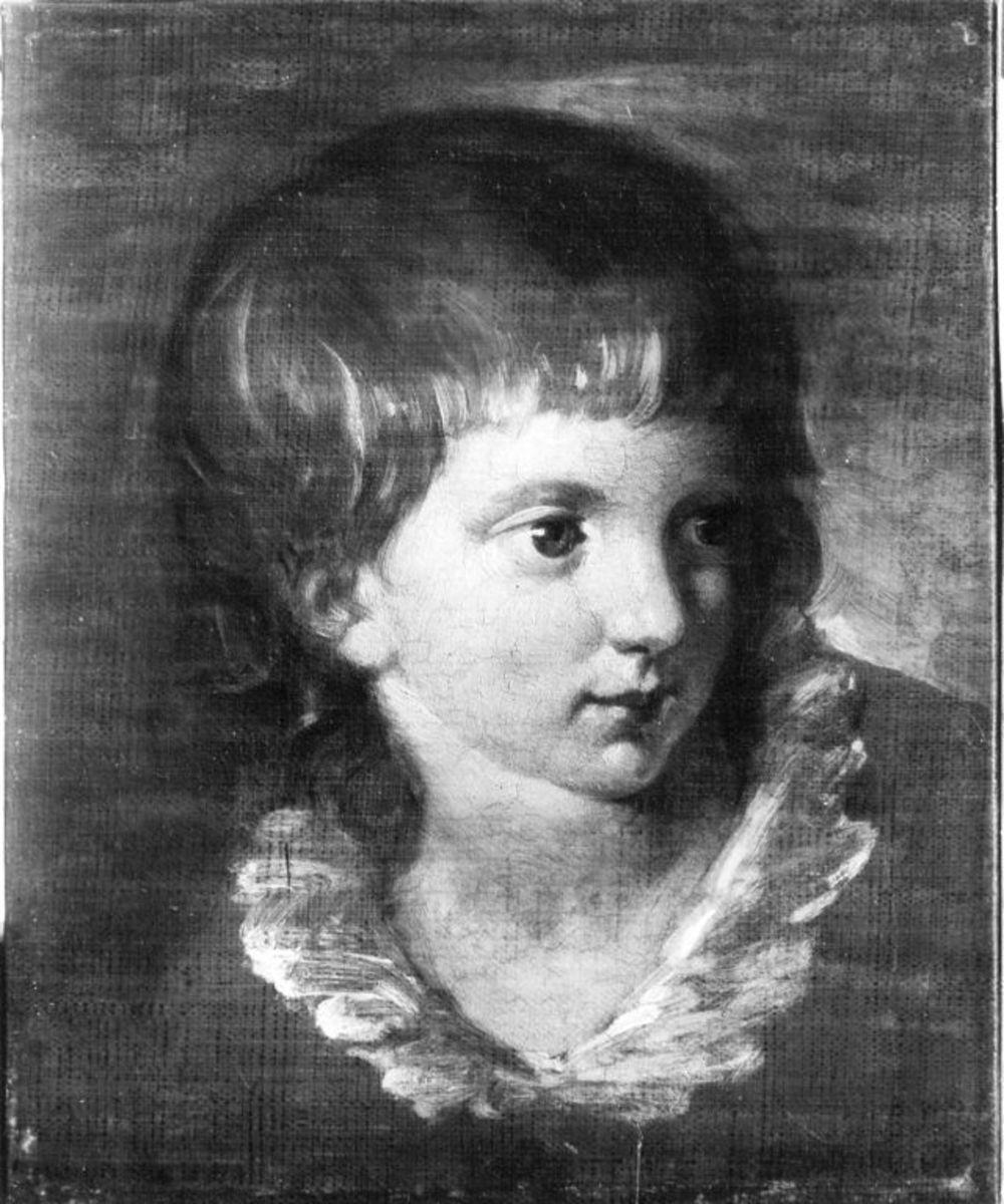 Langers Sohn Ferdinand (?) als Kind