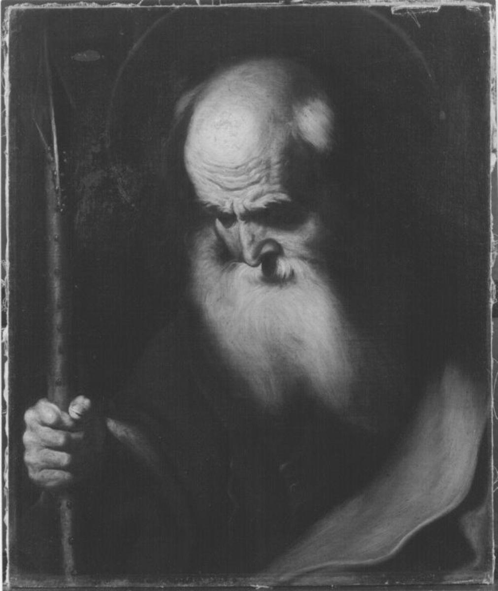 Der Apostel Matthias