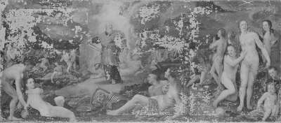 Vision des Propheten Ezechiel