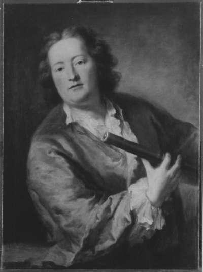 Bildnis des Hofmalers Johann Georg Winter