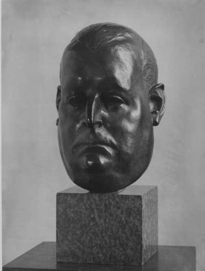 Der Kunsthistoriker Walter Gräff