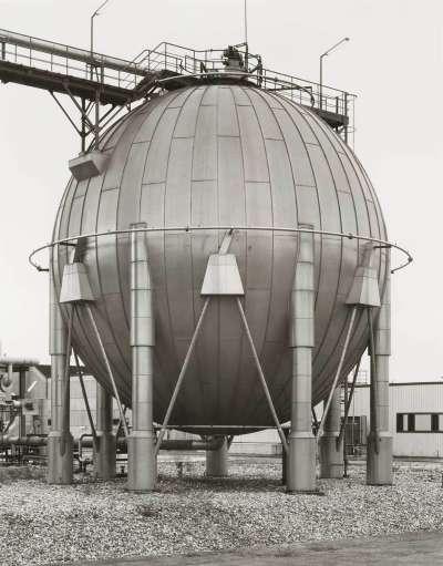Gasbehälter Wesseling bei Köln