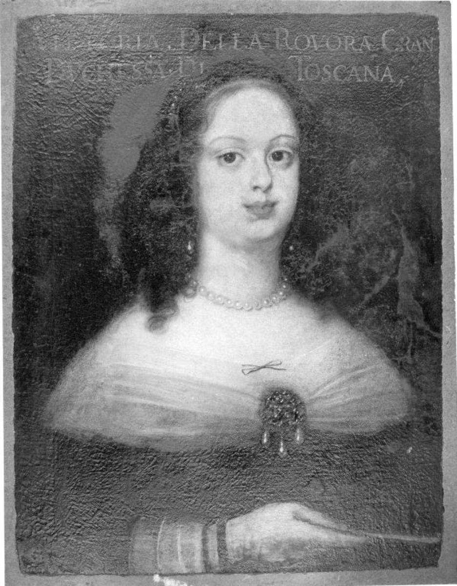 Victoria della Rovere, Großherzogin von Toscana