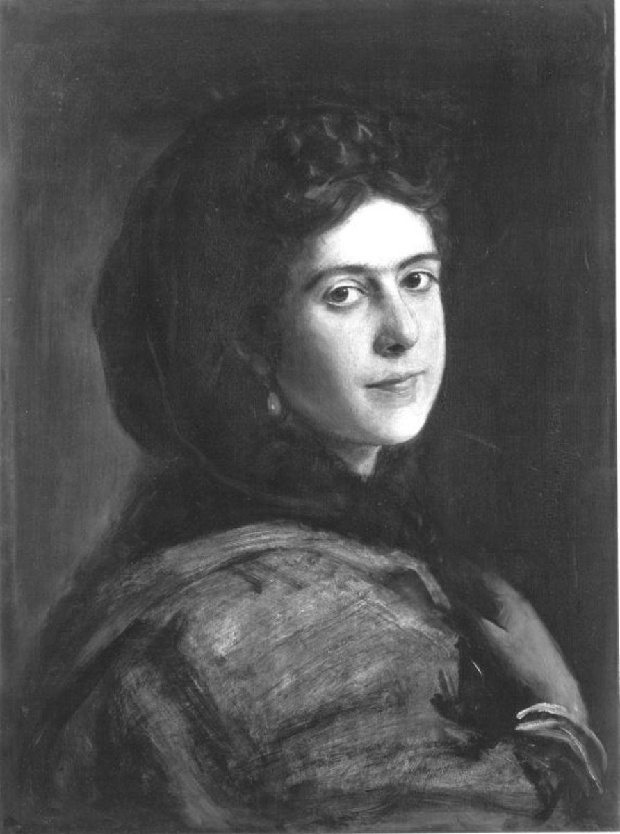Emilie Antoinette von Stibbings, verh. Nestrup