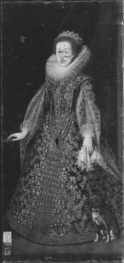 Erzherzogin Margaretha von Österreich (?)