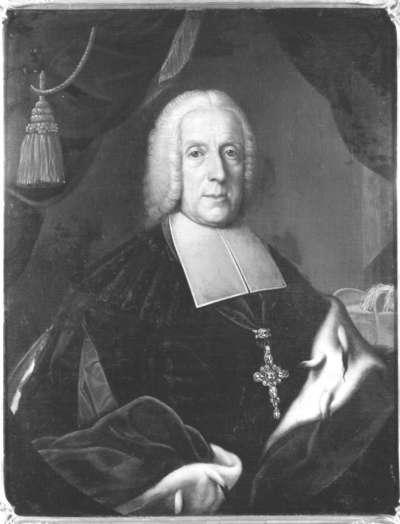 Bildnis eines Fürstbischofs