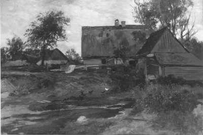 Gehöft bei Fürstenfeldbruck