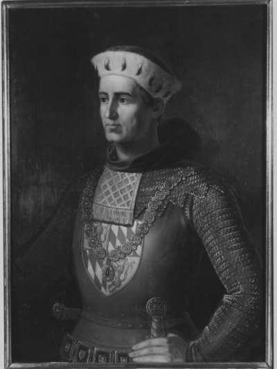Stephan II. mit der Hafte (geb. 1313, regierte 1347-1375), Herzog von Bayern