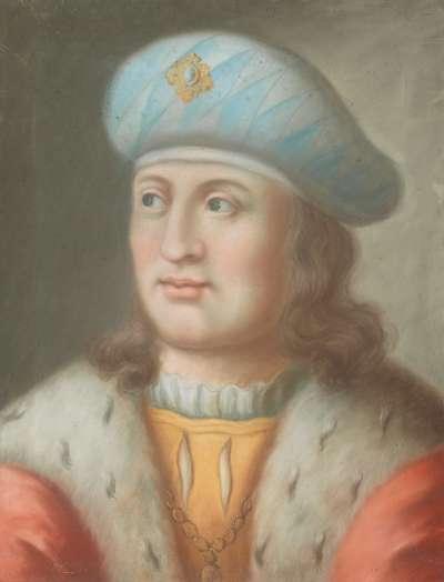Herzog Hugebert I. von Bayern