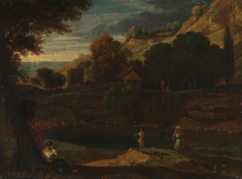Klassische Landschaft